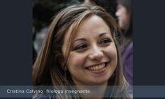 Cristina Calvino filologa insegnante