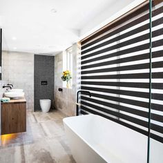 Block winners Dean and Shay share top bathroom design tips - The Interiors Addict The Block Bathroom, Laundry In Bathroom, White Bathroom, Master Bathroom, Bathroom Tiles Combination, Bathroom Colors, Bathroom Ideas, Bathroom Renos, Bathroom Styling