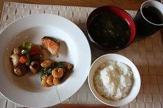 IKEAの食材で普段の料理 今日の晩ご飯と今日の収納術
