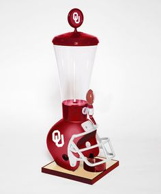 Take a look at this Oklahoma Sooners Drink Dispenser by Wild Sports on #zulily today!