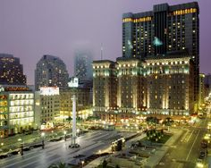 Westin St. Francis - Best location in San Francisco. Right across the street from Union Square!