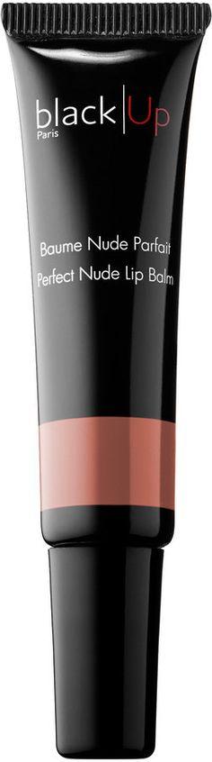 Black Up Perfect Nude Lip Balm