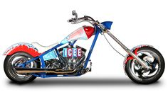 Orange County Choppers - ICEE Bike #occ