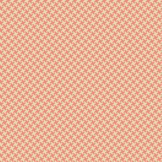 Houndstooth Coral&Cream small custom fabric by miyatake_designs for sale on Spoonflower Hounds Tooth, Dog Teeth, Background Templates, Custom Fabric, Spoonflower, Fabric Design, Fabrics, Coral, Gift Wrapping