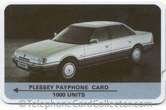 Plessey UK Magnetic Payphone Cards - these telephone cards were used in trials around the world including Mexico, Great Britain, Brazil, Bahrain and Finland and showcased at Conferences and Exhibitions in the late Eighties. Great Britain, Finland, Mexico, Around The Worlds, The Unit, Cards, Maps, Playing Cards