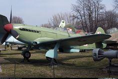 Yakovlev Yak-9P - Polish Air Force 23 (cn 10107) Museum Wojska Polskiego (Polish…