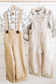 Small Shop Love: Tali & Co   Beautiful Handmade Linen Clothing For Babies & Kids Baby Boy Outfits, Kids Outfits, Bohemian Girls, Bohemian Outfit, Super Hero Outfits, Textiles, Gender Neutral Baby, Kid Styles, Cute Baby Clothes