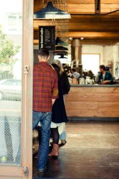 Four Barrel's 3 locations tout to be each barista's dream..  with their impeccably made cappuccinos though and relaxed atmosphere, they are the perfect destination for the consummate coffee drinker.  (neighborhoods:  Valencia, Divisadero, Portola)
