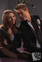 Favorite TV show couple! Lucy and Kevin from 7th Heaven!
