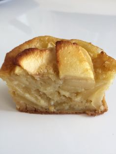 Invisible aux pommes version muffins