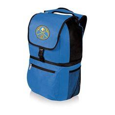Denver Nuggets Zuma Insulated Backpack Cooler w/Digital Print - Blue