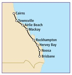 East Coast Drive - Brisbane to Cairns | Freedom Australia