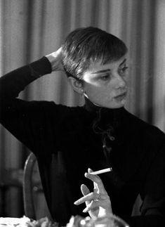 Audrey Hepburn c. 1952