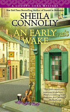 An Early Wake (A County Cork Mystery) by Sheila Connolly http://www.amazon.com/dp/0425252531/ref=cm_sw_r_pi_dp_0WfUub1YHKKEA