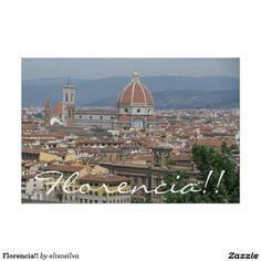 Florencia!! Póster