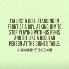 Haha! Life of a boymom! Glad mine have outgrown this stage! (From what I can see, anyways!)