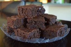 Black Bean Blender Brownies (Gluten Free - Kid Approved!)