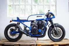 Honda Nighthawk Cafe Racer ~ Return of the Cafe Racers