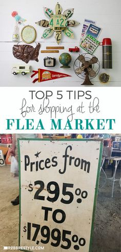 Top 5 Tips for Flea Market Shopping Thrift Store Shopping, Thrift Store Finds, Shopping Tips, Thrift Stores, Flea Market Style, Flea Market Finds, Flea Markets, Diy Store, Antique Market