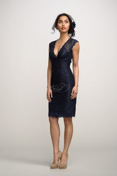 Watters Bridesmaids Fall 2012 - Style 2258 Iris