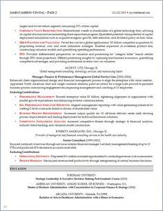 entertainment executive resume example executive resume and
