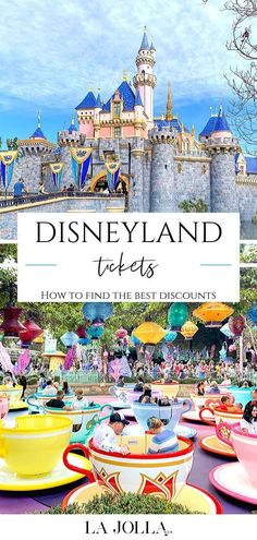 Find reliable ways for anyone to buy discount Disneyland tickets for entry to California theme parks: Disneyland Park and Disney California Adventure. Special offers, group deals, no promo codes, and what to know before purchasing. Disney California Adventure Park, Disneyland California, Disneyland Resort, California Travel, Disneyland Vacations, Travel With Kids, Family Travel, Disney Rewards, Bon Voyage