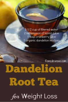 10 Best Dandelion Root Benefits & Uses – Weight Loss and Detoxification. Dandelion Tea for Weight Loss Best Diet Drinks, Healthy Drinks, Healthy Smoothies, Healthy Foods, Healthy Recipes, Dandelion Root Tea, Dandelion Benefits, Full Body Detox, Body Cleanse