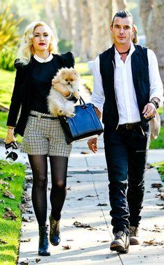 Gwen Stefani, Gavin Rossdale