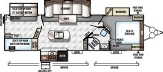 Rockwood Signature Ultra Lite Fifth Wheels / Travel Trailers by Forest River RV