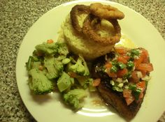 Pan Seared Red Snapper