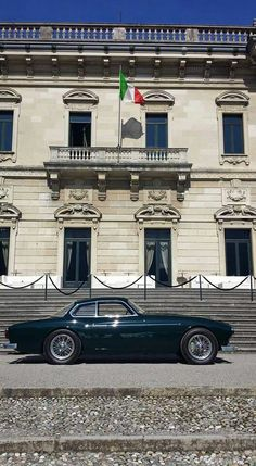 Jaguar XK by Zagato