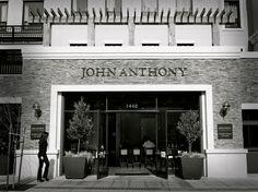 John Anthony Tasting Room in Napa, Ca http://www.donapa.com/wine-tasting-rooms/john-anthony
