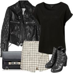 """Untitled #9093"" by theleatherlook on Polyvore"