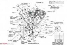 harley davidson xlh sportster 1974 electric diagram. Black Bedroom Furniture Sets. Home Design Ideas