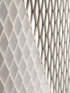 Innovative Pixel-like Surface Designs By Giles Miller Studio - Wellington Tile (ceramic) Surface Design, Surface Pattern, Shape Patterns, Textures Patterns, Module Design, L Wallpaper, Motifs Textiles, Texture Design, Wall Treatments