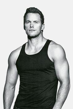 Dammn he's hot❤❤❤ Chris Pratt, Chris Evans, Handsome Actors, Good Looking Men, Chris Hemsworth, Cover Photos, Celebrity Crush, Cute Guys, Gorgeous Men