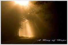 Image result for ray of hope