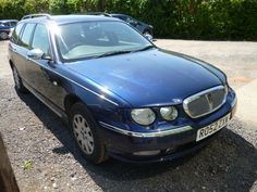Rover 75 V8 Interior | ROVER 75 | Pinterest | Rear wheel drive ...