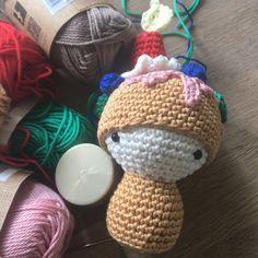 Cupcake Ella – Mevrouw Broekema