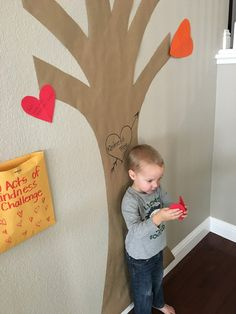 Toddler Approved!: Build a Kindness Tree