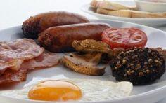 L'Irish Breakfast - Petit Déjeuner Irlandais