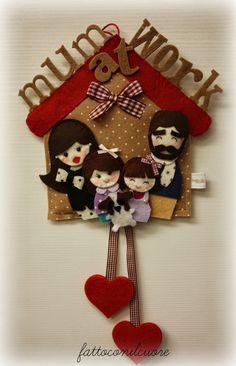 Fattoconilcuore    : happy family : il fuoriporta firmato fattoconilcuo...