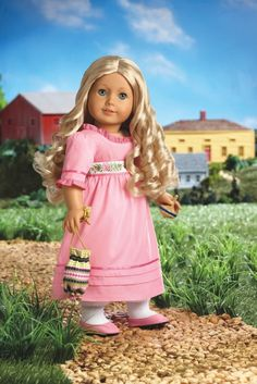 American Girl Caroline Abbott – Holiday Gift for Girls