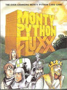 Monty Python Fluxx | Board Game | BoardGameGeek Have it. Omg hilarious.