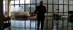 Wayne Manor, Mad Men Fashion, Batman Family, Building Structure, Pent House, Dark Knight, My Dream Home, Modern Decor, Mid Century