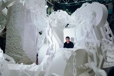 Biennale of Sydney artists Peter Robinson, Cultural Identity, Google Images, Sydney, 18th, Culture, Wedding Dresses, Artists, Spaces