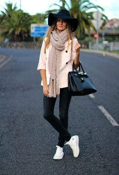 15 Ways To Wear Your Converse Sneakers