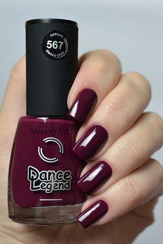 Comme il faut : №567 Dance Legend, Nail Colors, Nail Polish, Nail Art, Nails, Comme, Indie, Finger Nails, Ongles