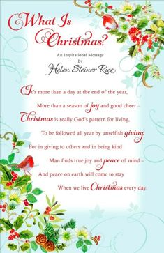 Great Granddaughter Christmas Greeting Card Traditional Cards Lovely Verse for sale online Christmas Dinner Prayer, Christmas Verses, Christmas Blessings, Christmas Greeting Cards, Christmas Greetings, Christmas Crafts, Holiday Wishes, What Is Christmas, Christmas And New Year
