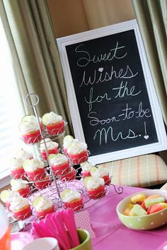 cupcakes i made for the shower bridesmaid duties bridesmaid ideas bridal shower cupcakes